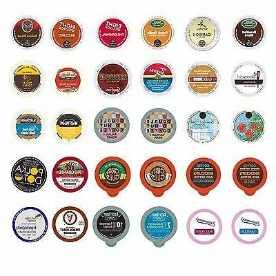 Coffee Single serve For Keurig Brewer Pack count
