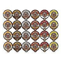 Crazy Cups Flavored Coffee Single Serve for Keurig K Cups Br