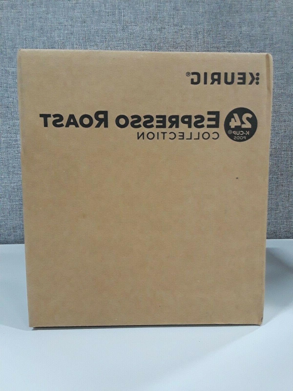 Keurig Espresso Roast Variety Sampler Pack, Single Serve Cof