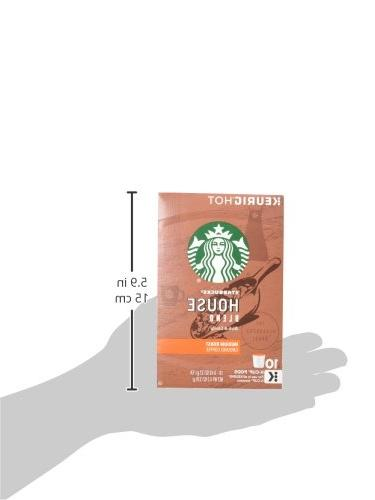 Starbucks K-Cup Variety Pack Brewers, boxes of 10 60