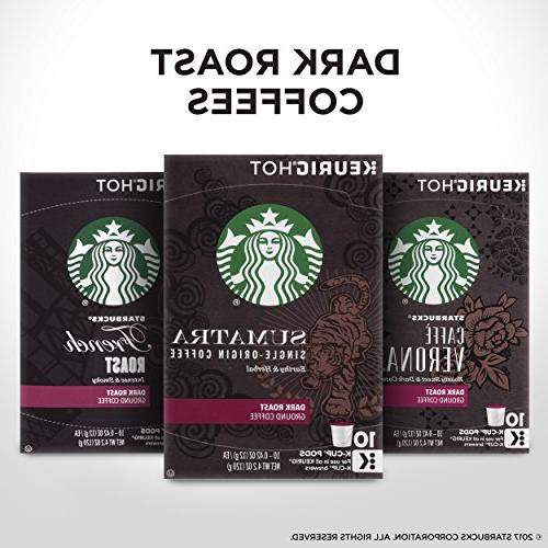 Starbucks Variety Pack for Brewers, 10 , 60