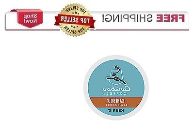 Caribou Blend Coffee Keurig K-cups Coffee PICK THE SIZE