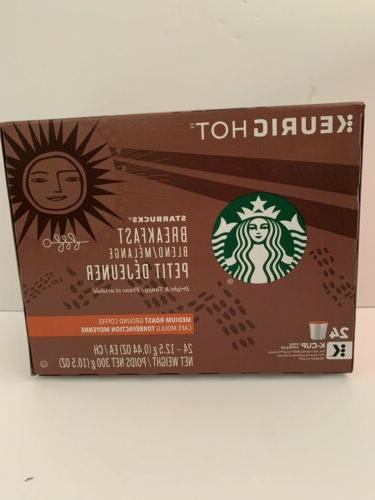 Starbucks Breakfast Blend K Cups • BBD 3/2020 • 96 Count