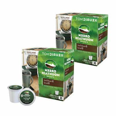Green Mountain Coffee, Breakfast Blend, Light Roast, Keurig