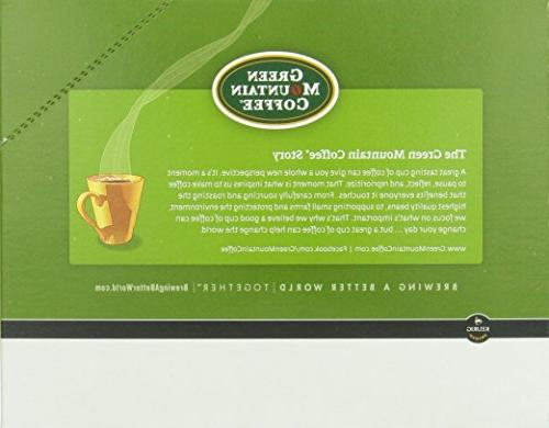 Green Breakfast for Count k-cups