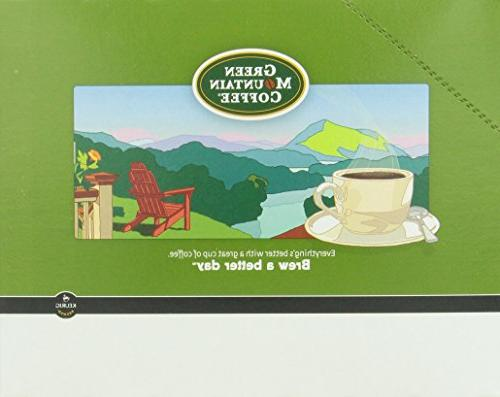 Green Mountain Blend for Keurig Brewers Count k-cups