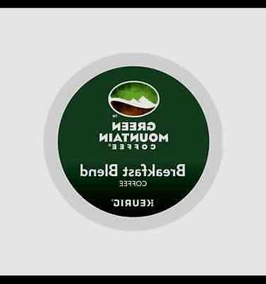 Green Mountain Breakfast Blend for Keurig Brewers 48 Count k