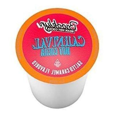 Brooklyn Bean Hot Cocoa Single Serve K-cups - 12 Count