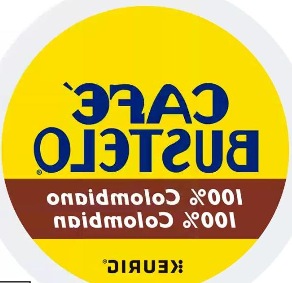 Cafe Bustelo 100% Colombian Coffee Keurig K Cup Cups 12 ct