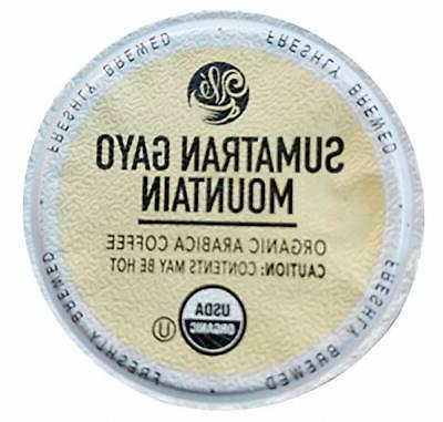 cafe ole sumatran gayo mountain organic dark