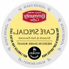Community Coffee Cafe' Special Single Serve K-Cups, 80 count