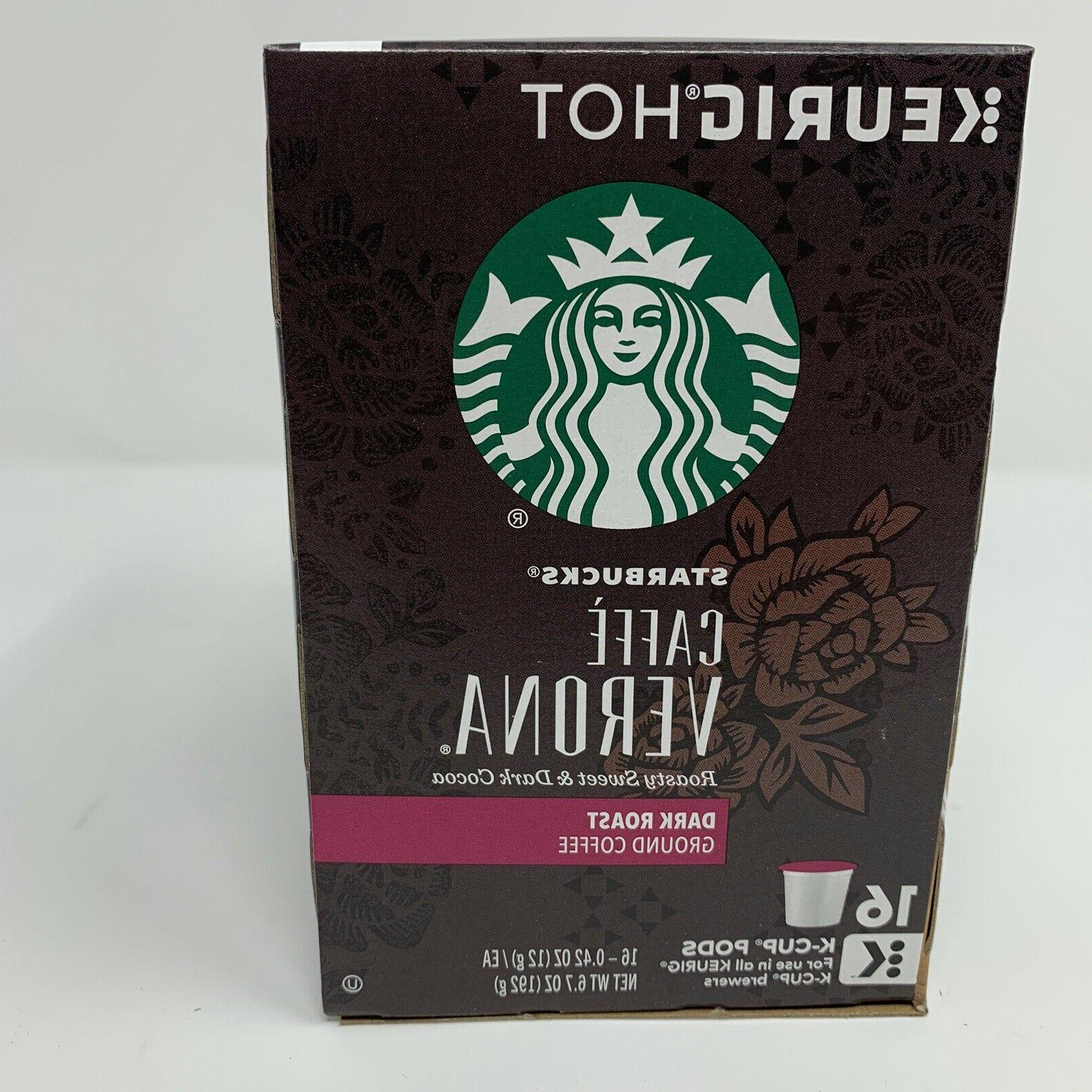 Starbucks Dark Roast Coffee ct Best 10/9/19