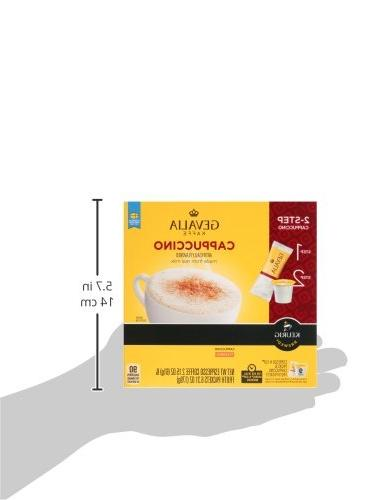 Gevalia Cups Froth 9 count