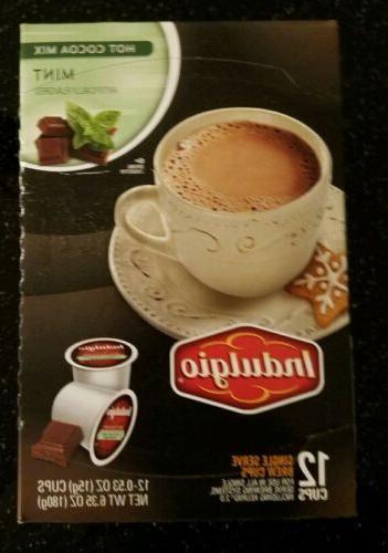 cappuccino mint 12 count single serve keurig