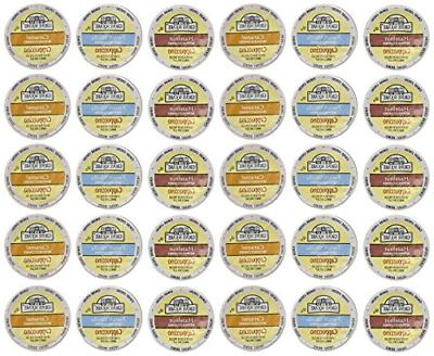 Cappuccino Variety Pack 30 Single Serve Cups Grove Square Be