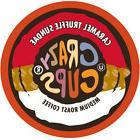 Crazy Cups Caramel Truffle Sundae Flavored Coffee 22 to 88 K