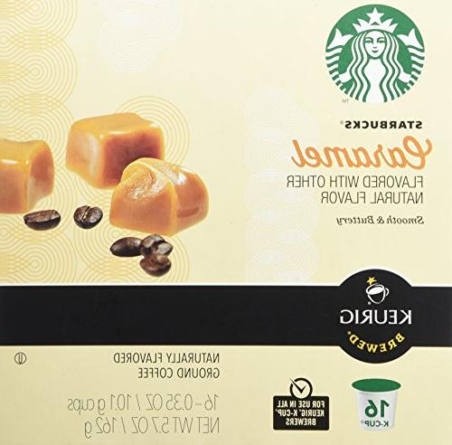 Starbucks ct K-Cup Keurig Brewers