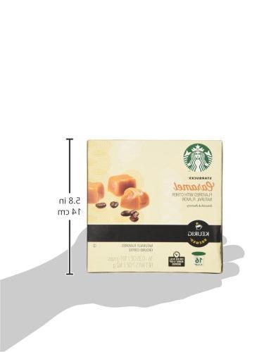 Starbucks Caramel ct K-Cup Keurig K-Cup