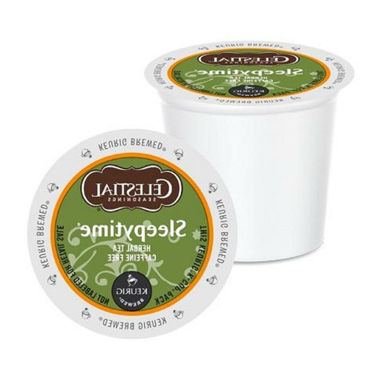 Celestial Seasonings Sleepytime Herbal Tea 12 Keurig K-Cups