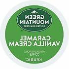 Green Mountain Coffee Caramel Vanilla Cream, K-Cups, 12 Coun