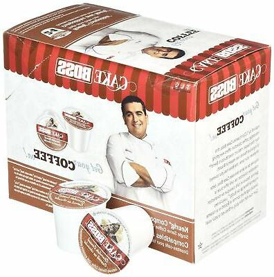 Cake Boss Coffee - Chocolate - Single for Brewers