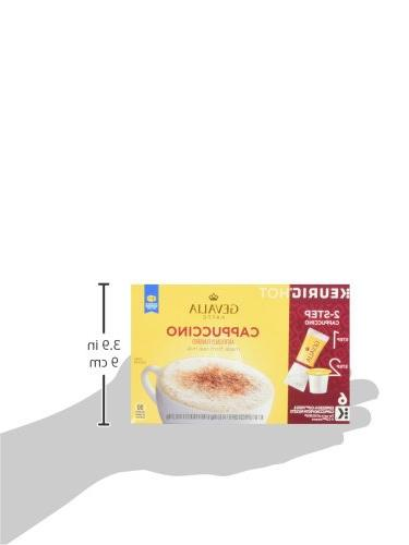 Gevalia Froth Packets 6ct