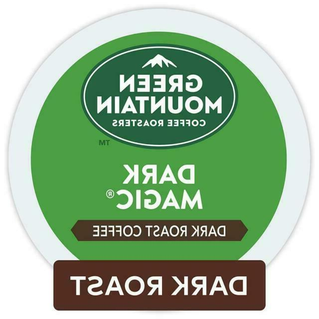 coffee dark magic keurig single serve k