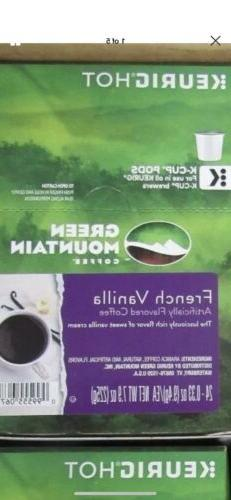 Green Coffee French Vanilla K-Cups 96 Count (Best 2021