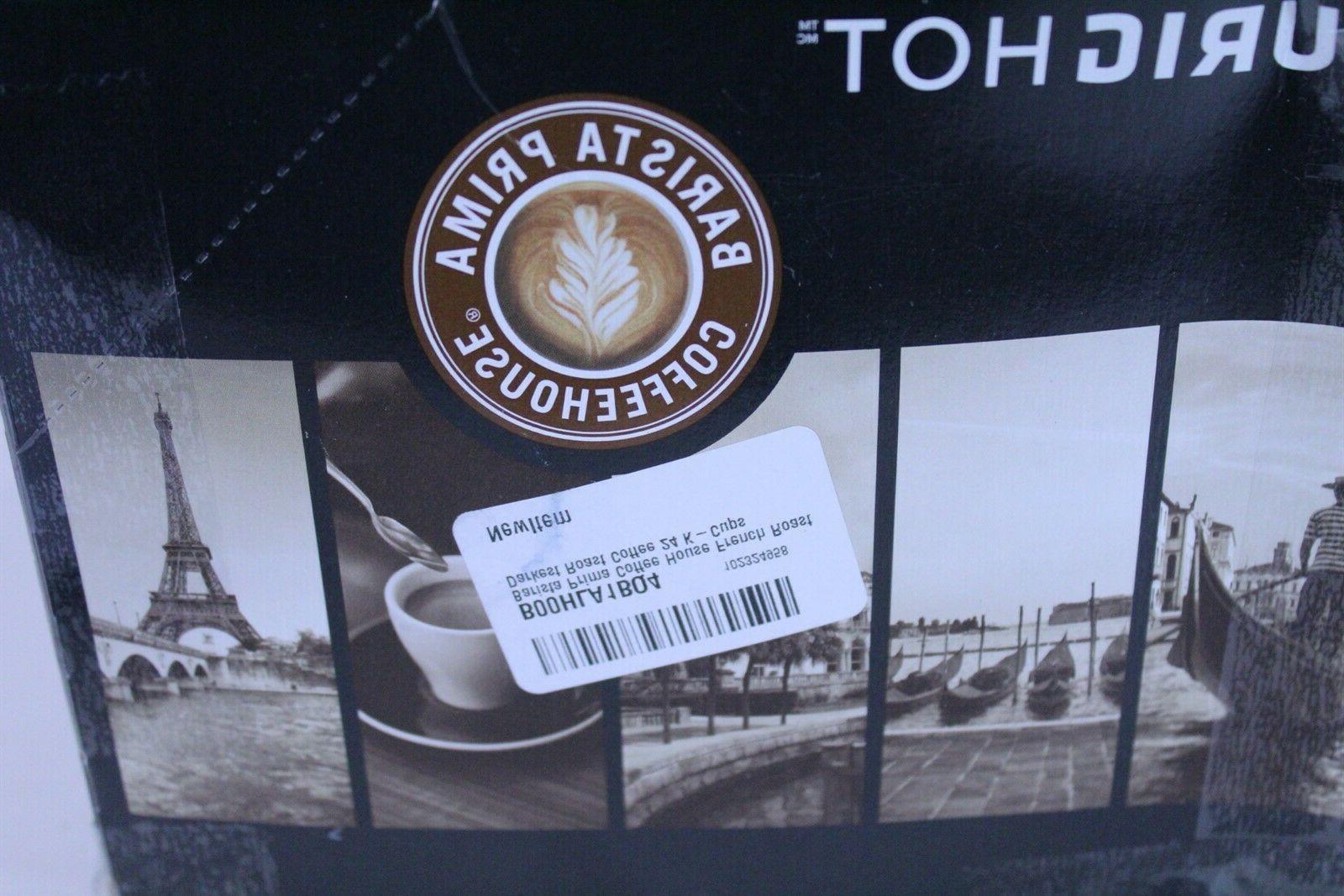 Barista Prima Coffee French Coffee 24