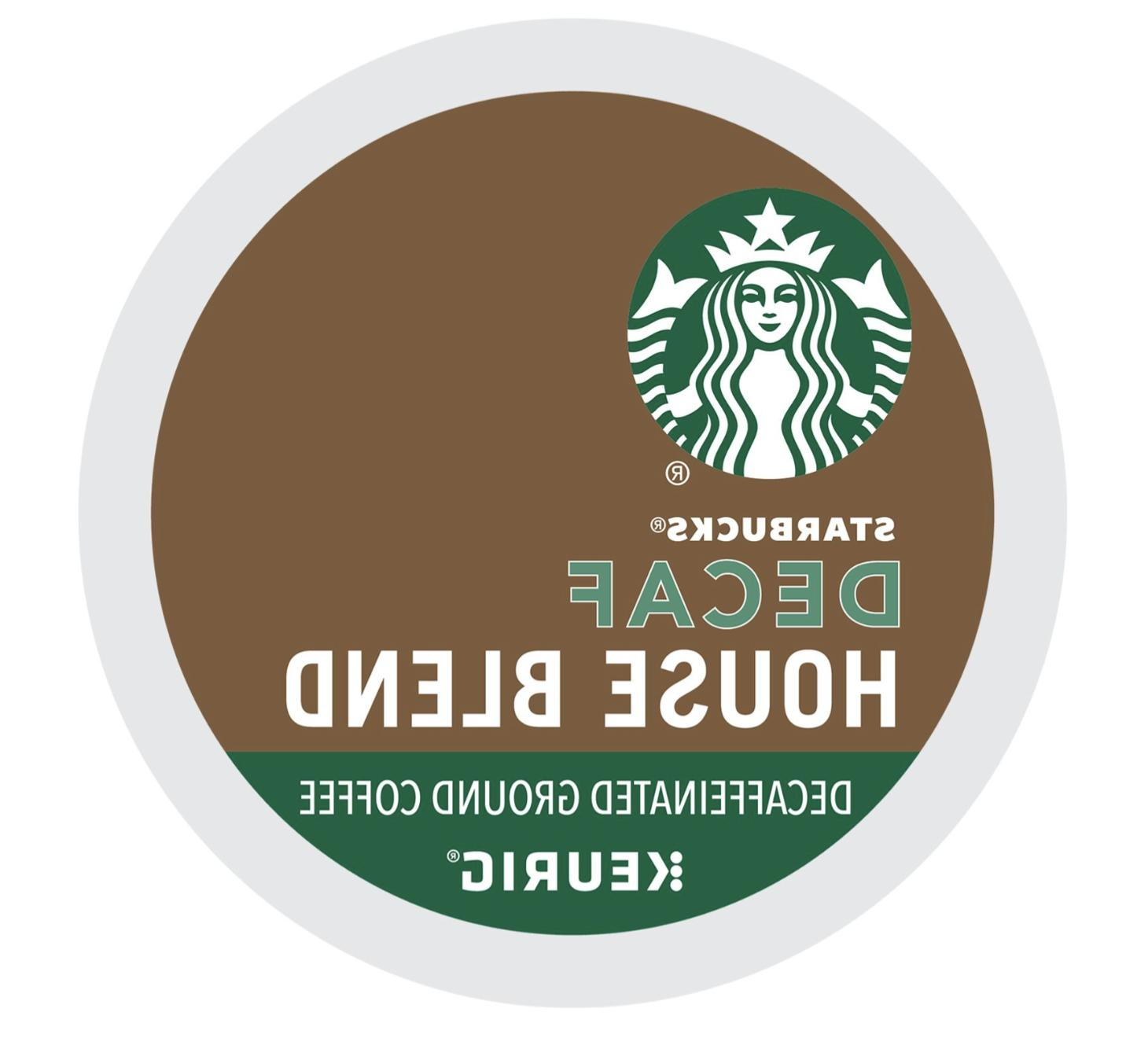 coffee k cups house blend