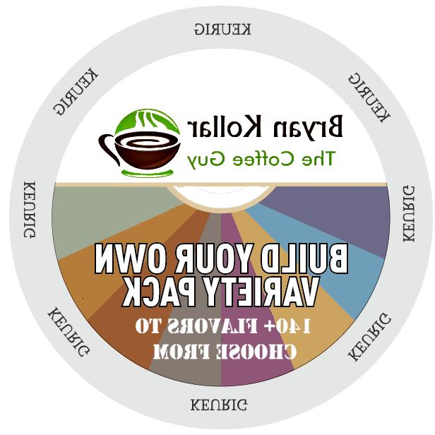 Keurig Kcups Assorted Flavors Different Flavors Custom Varie
