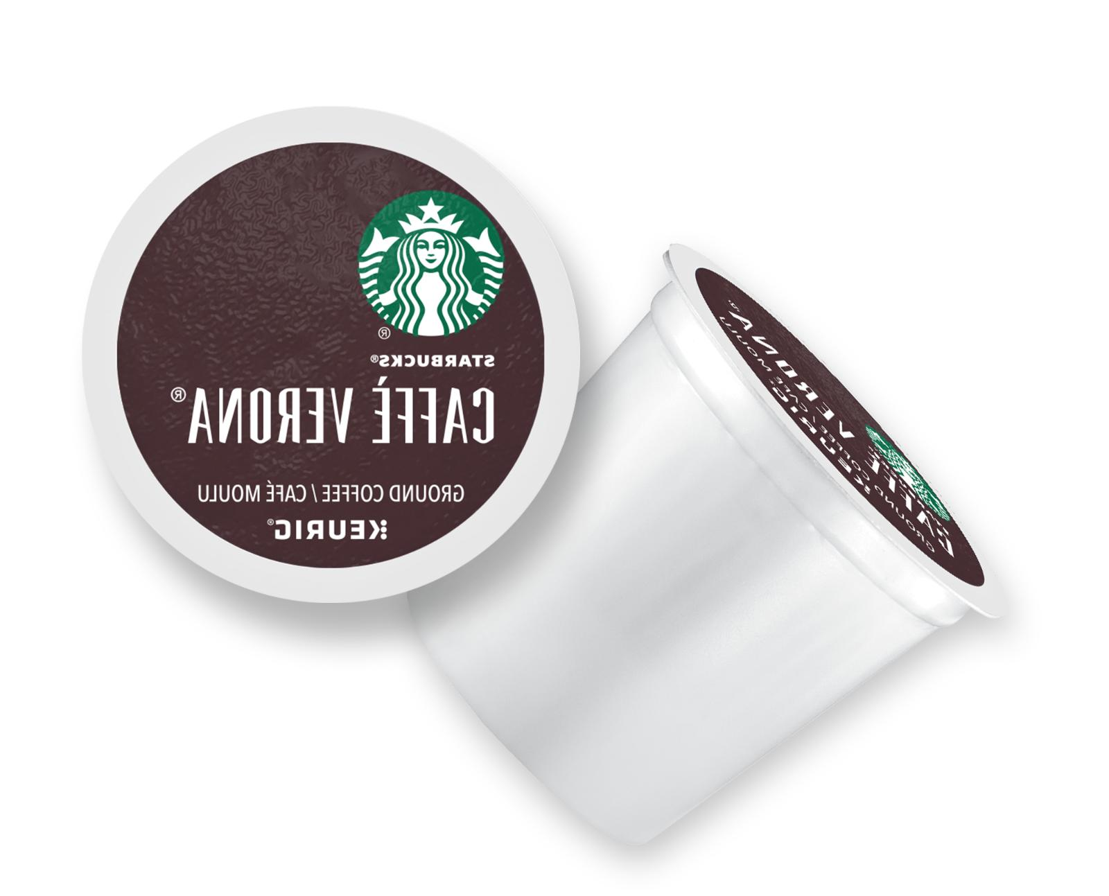 Starbucks Keurig K-Cups, 24 Count ANY FLAVOR