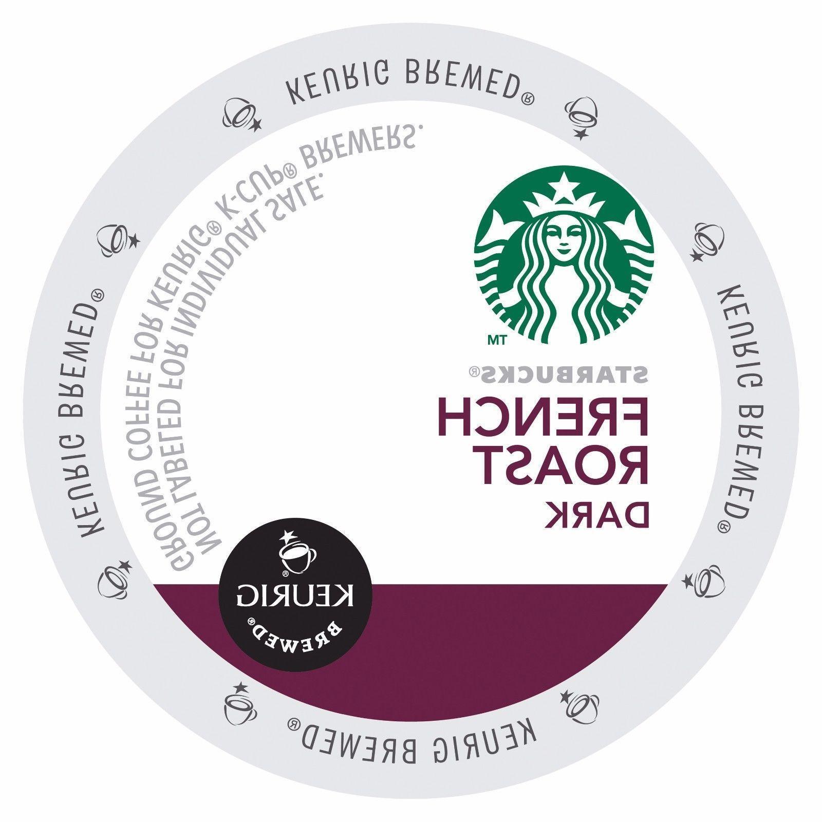 Starbucks Coffee Keurig PICK FLAVOR & FREE