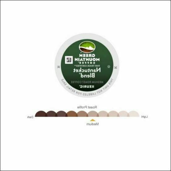 Green Mountain Coffee, Blend