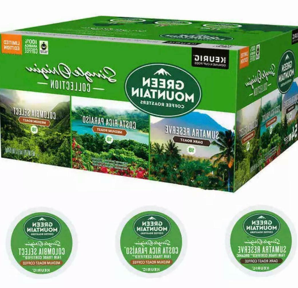 coffee organic variety pack keurig k cups