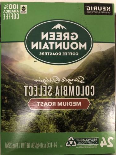 Green Coffee K-Cups