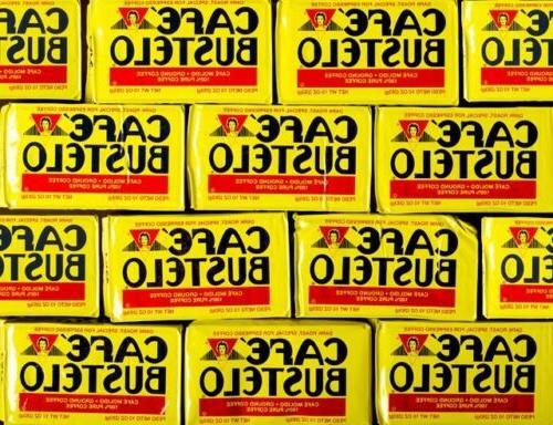 Cafe Bustelo Cuban Coffee Espresso, 10-Ounce Bricks