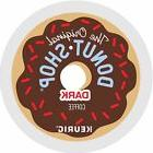 The Original Donut Shop Dark Coffee Keurig K-Cups 72 Count