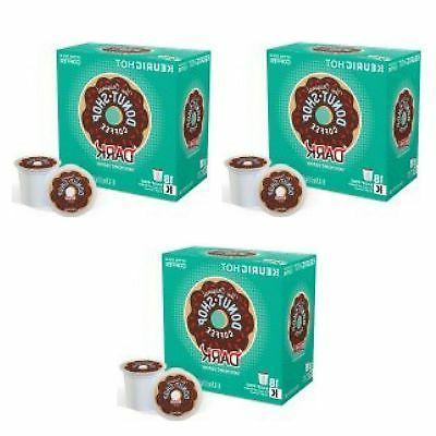 dark keurig single serve k cup pods