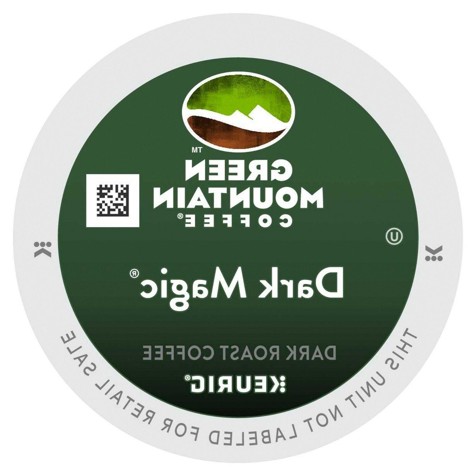 Green Dark Magic Coffee Any FREE