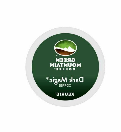 dark magic coffee k cups 96ct dark