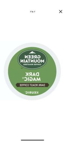 Green Mountain Dark Magic Keurig K-Cups 24 Count - FREE SHIP