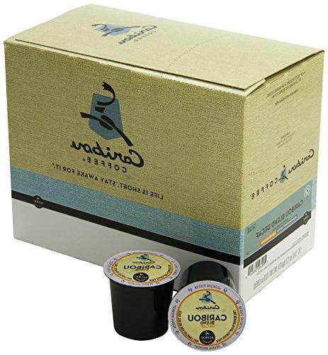 Caribou Coffee Blend, K-Cups for Keurig Brewers,