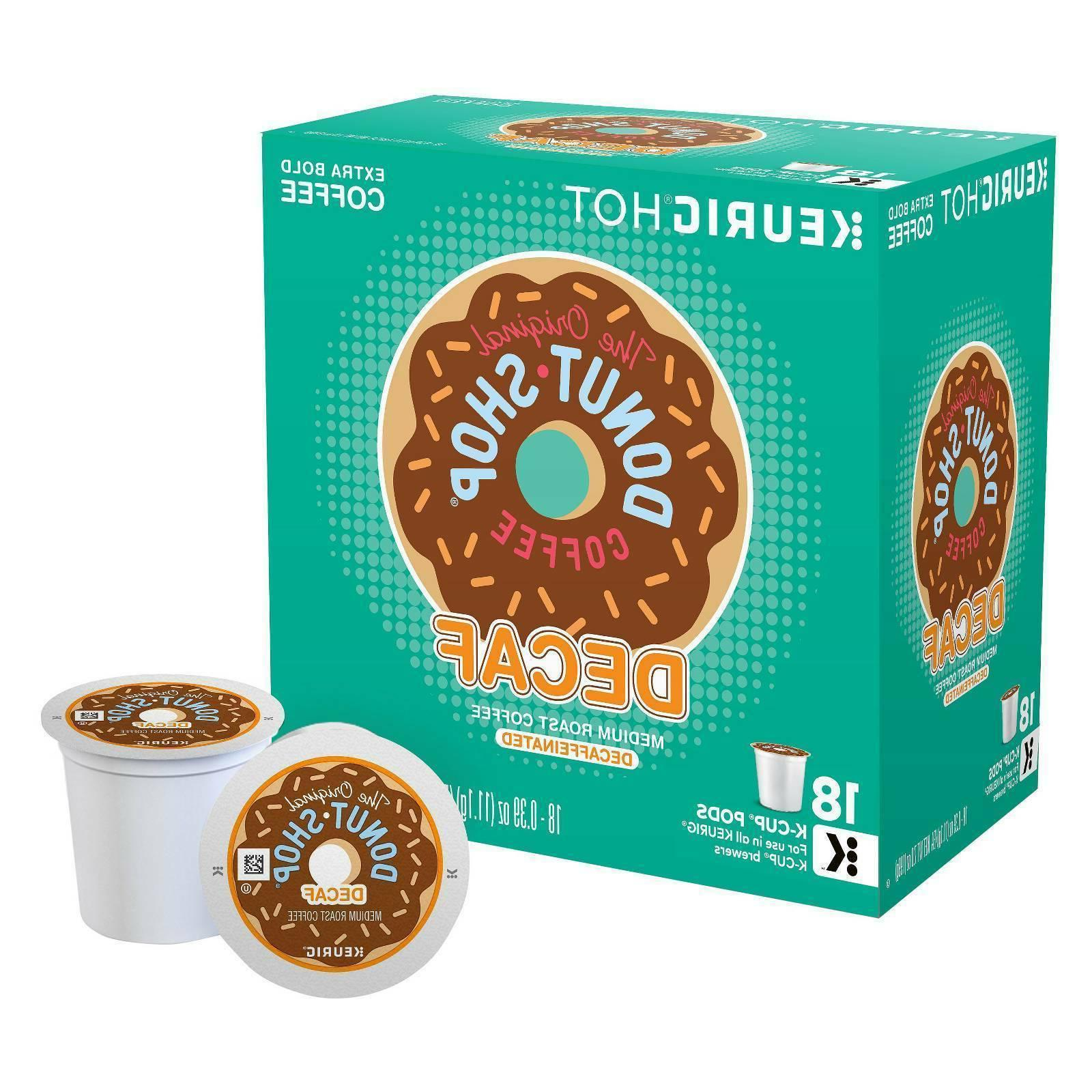 decaf coffee 18 to 90 keurig k