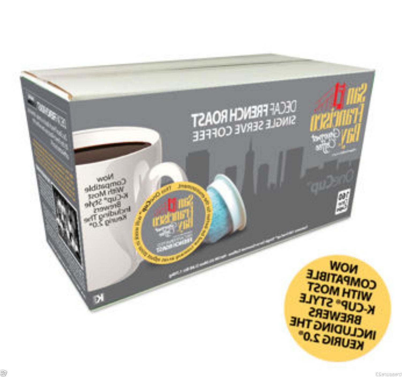 decaf french roast coffee 160 k cups