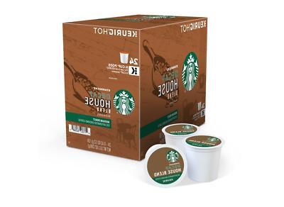 decaf house blend coffee keurig k cups
