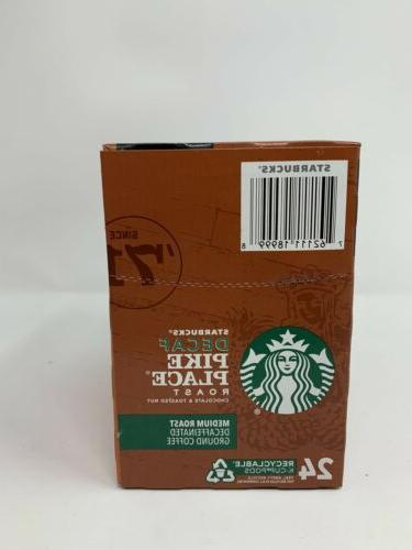 STARBUCKS Pike Place Coffee K-Cups 96 Best By