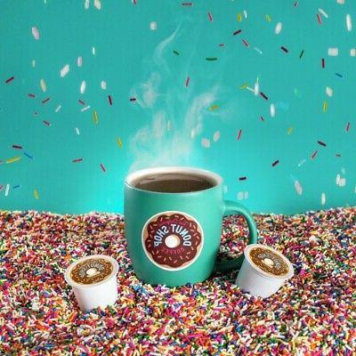 The Donut Decaf, Single-Serve Keurig K-Cup