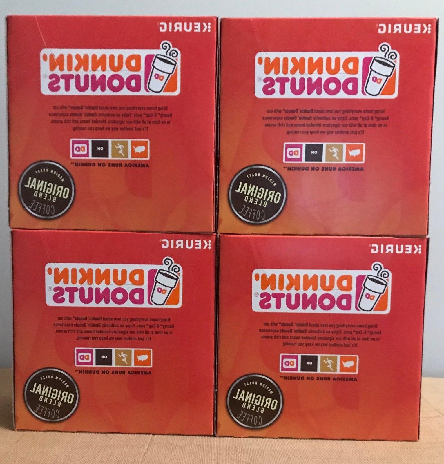 Dunkin Donuts 128 K cups Medium Roast Coffee