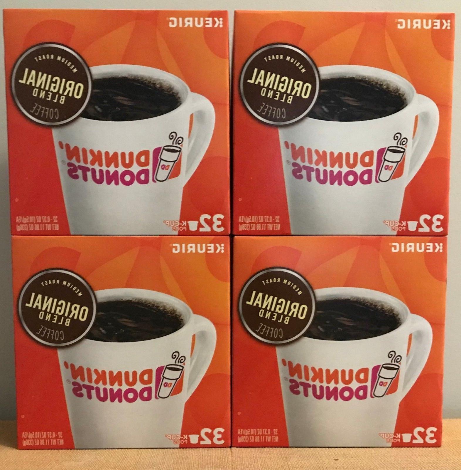 dunkin donuts 128 count k cups original
